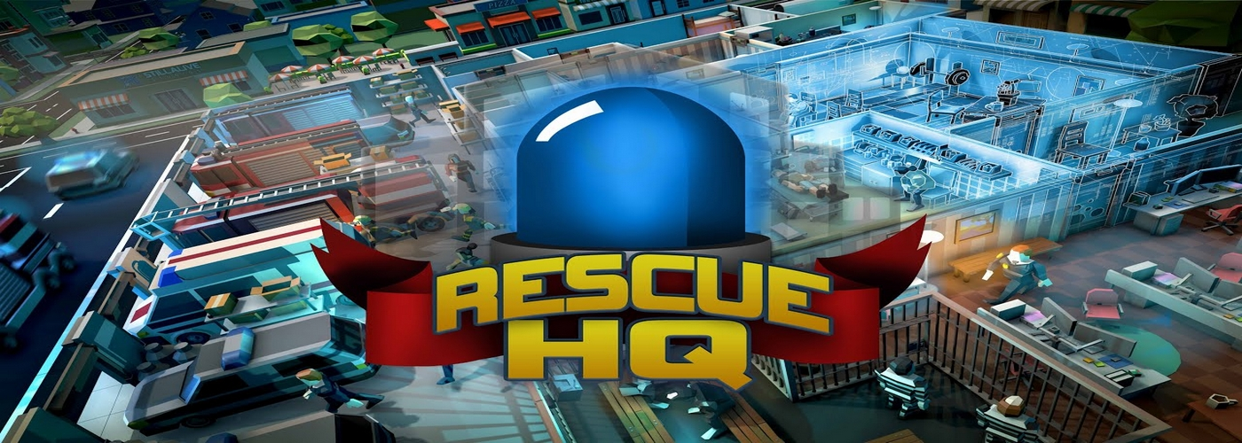 Rescue HQ The Tycoon - SeriousPlays
